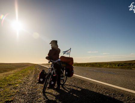 3 en 1: sol, viento y lluvia en la Patagonia