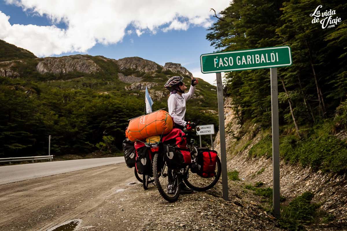 La Vida de Viaje- Bienvenida ruta, bienvenidos primeros 100 kilómetros