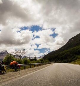Bienvenida ruta, bienvenidos primeros 100 km
