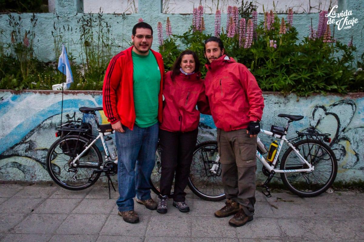 La Vida de Viaje-La Magia del Camino- Ushuaia