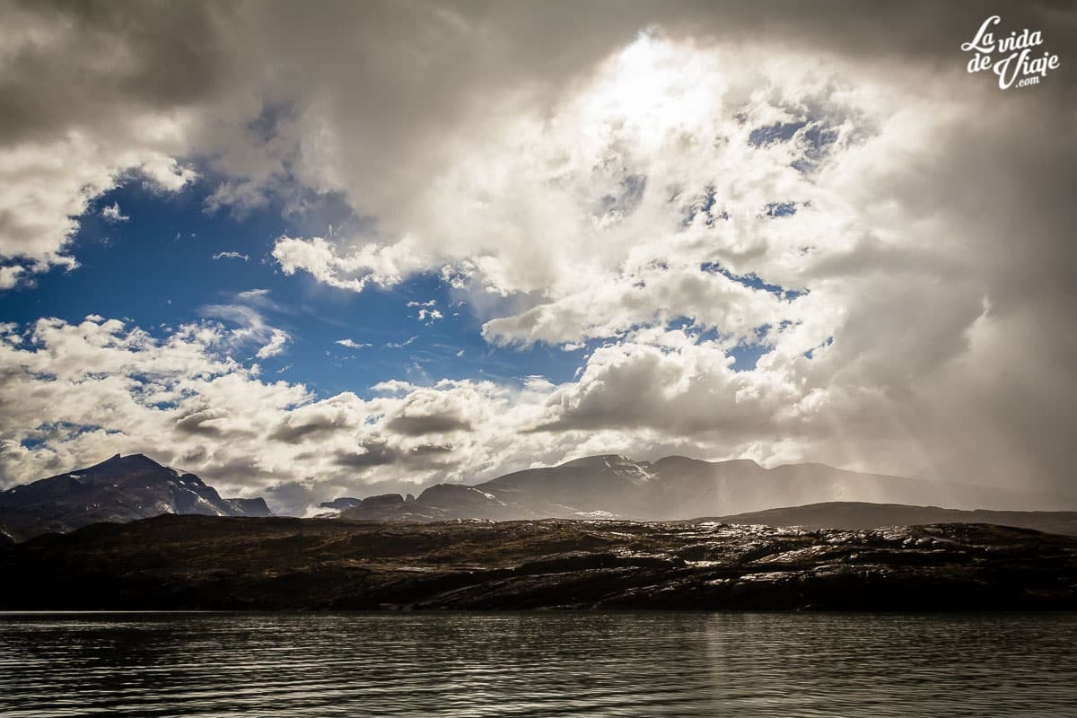 La Vida de Viaje - La Patagonia late