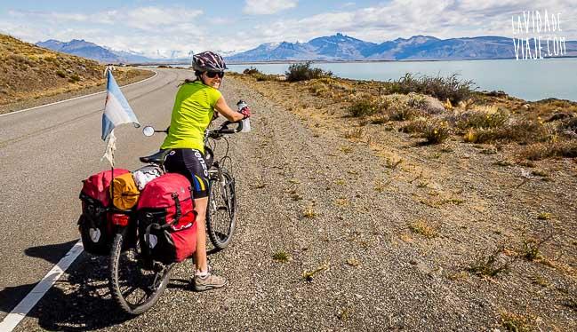 La Vida de Viaje-De una bici de paseo a un paseo por la 40-16