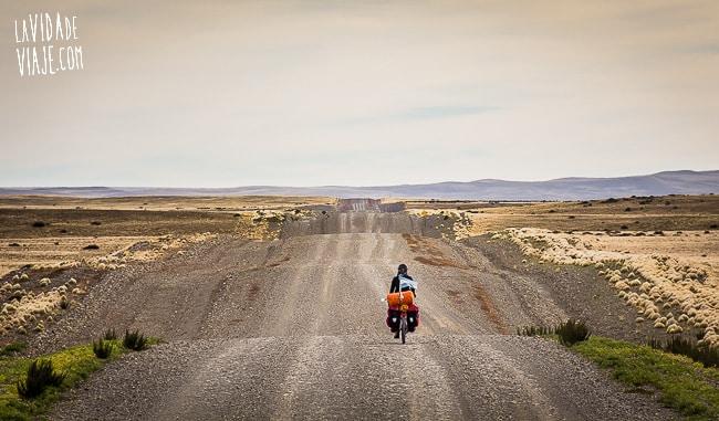 La Vida de Viaje-De una bici de paseo a un paseo por la 40-22