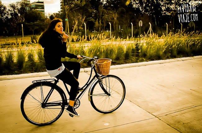 La Vida de Viaje-De una bici de paseo a un paseo por la 40--23