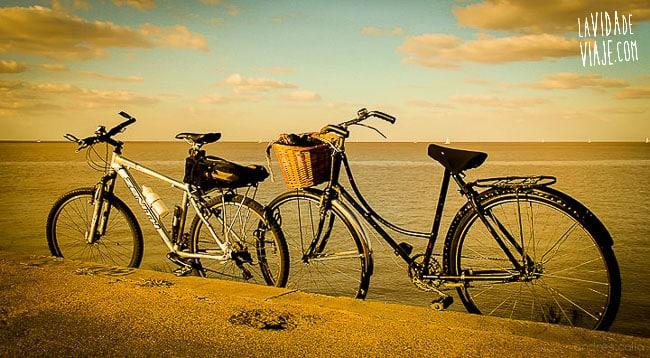 La Vida de Viaje-De una bici de paseo a un paseo por la 40--24
