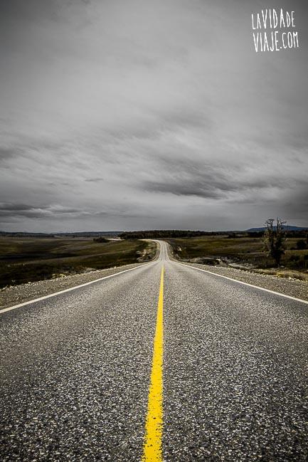 La Vida de Viaje-De una bici de paseo a un paseo por la 40-5