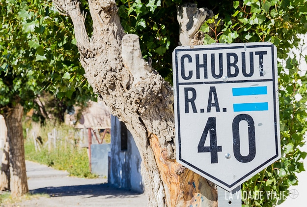 Chubut Ruta 40