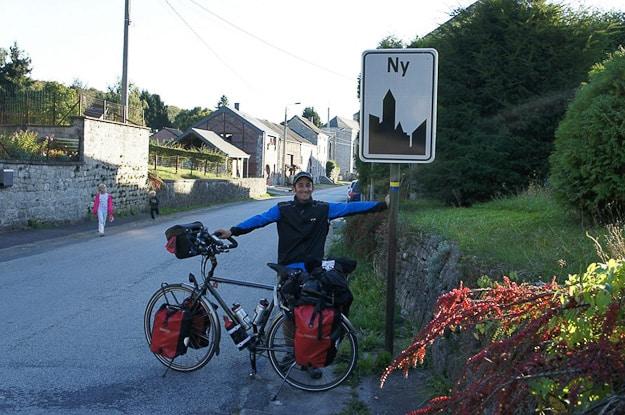 Marcelo rodando por Bélgica