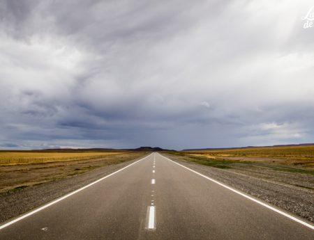Ruta 40 en Santa Cruz (un misterio develado)