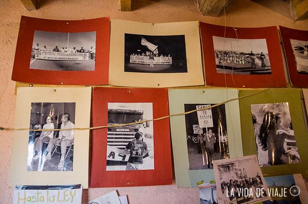 La historia de la lucha de Famatina en fotos
