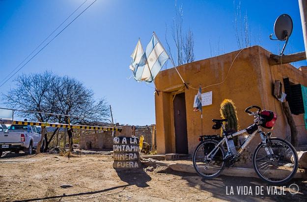Puesto actual en Alto Carrizal