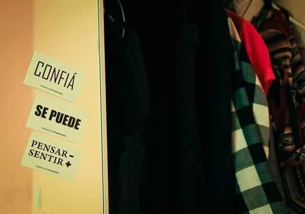 Mi placard, las calcos y la ropa que no voy a volver a usar
