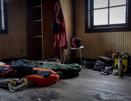 Viajar (y dormir) con bajo presupuesto