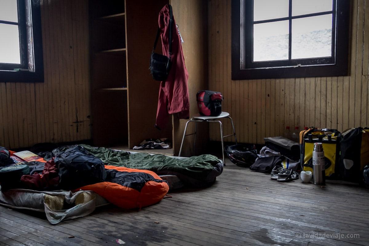 Viajar y dormir con bajo presupuesto