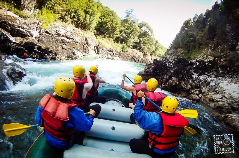 La Vida de Viaje-Rafting-10