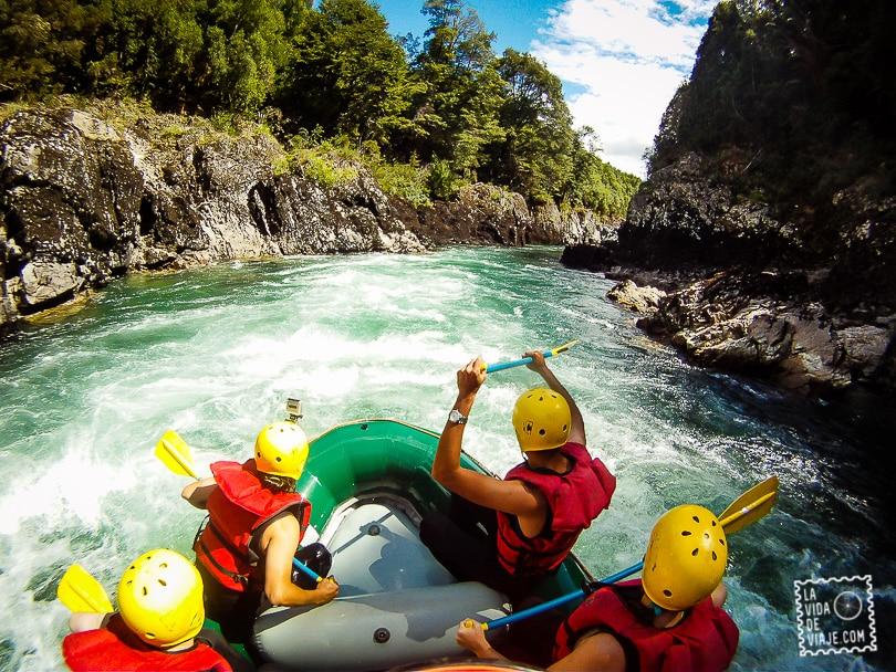 La Vida de Viaje-Rafting-11