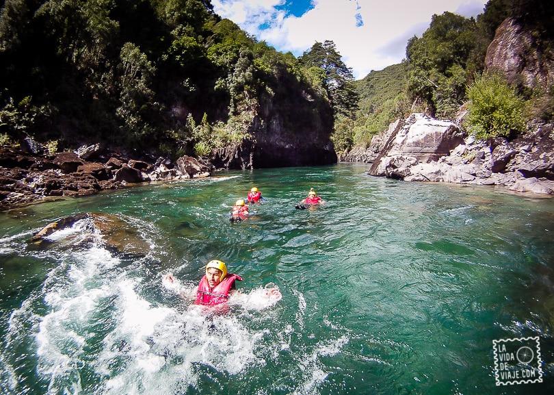 La Vida de Viaje-Rafting-12