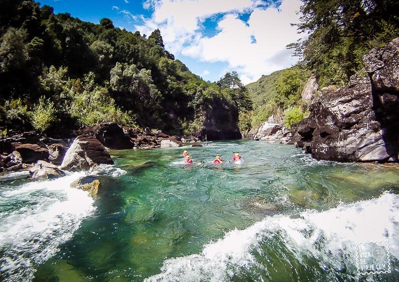La Vida de Viaje-Rafting-13