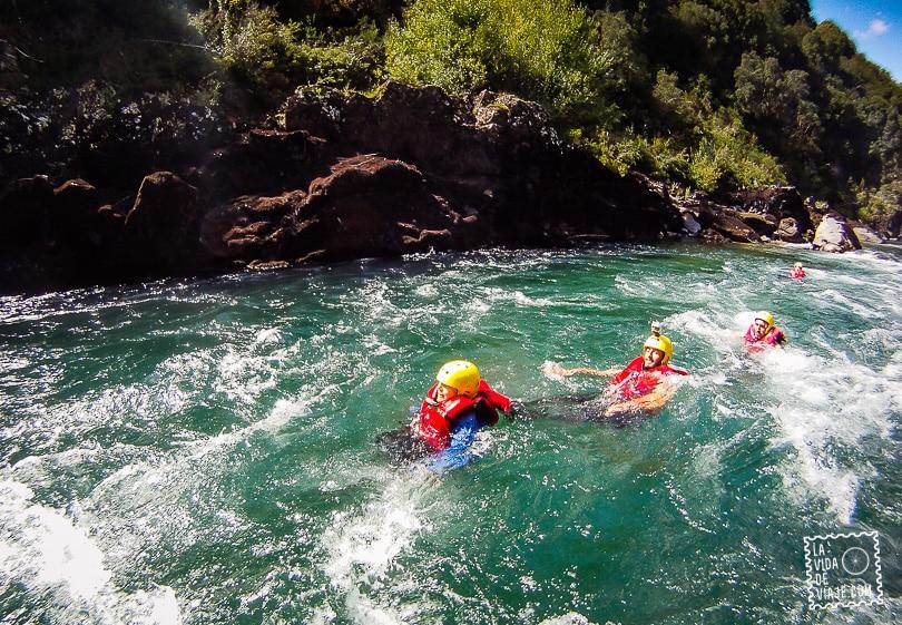 La Vida de Viaje-Rafting-14