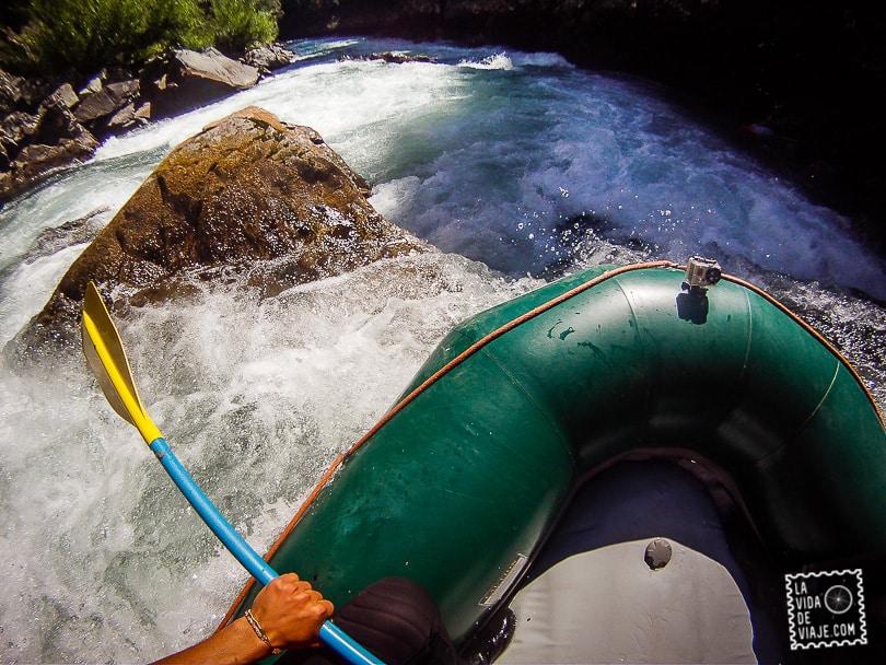 La Vida de Viaje-Rafting-21