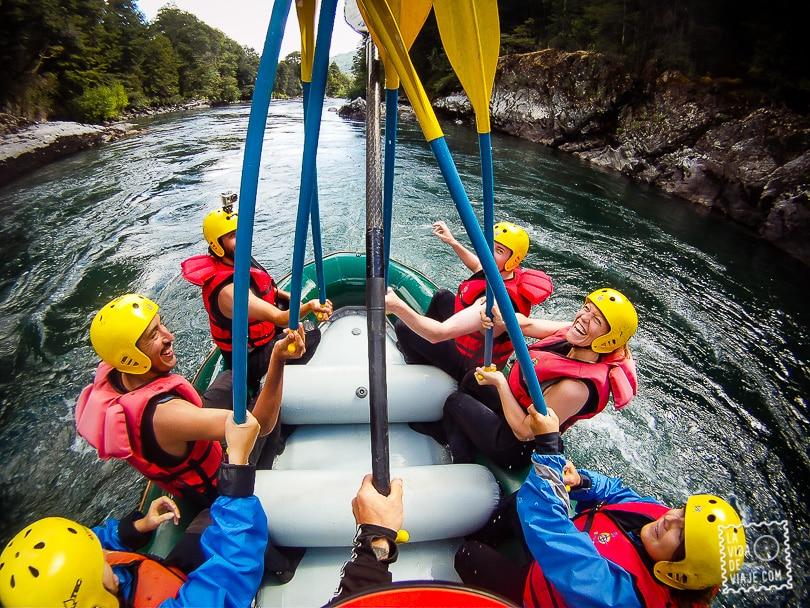 La Vida de Viaje-Rafting-4