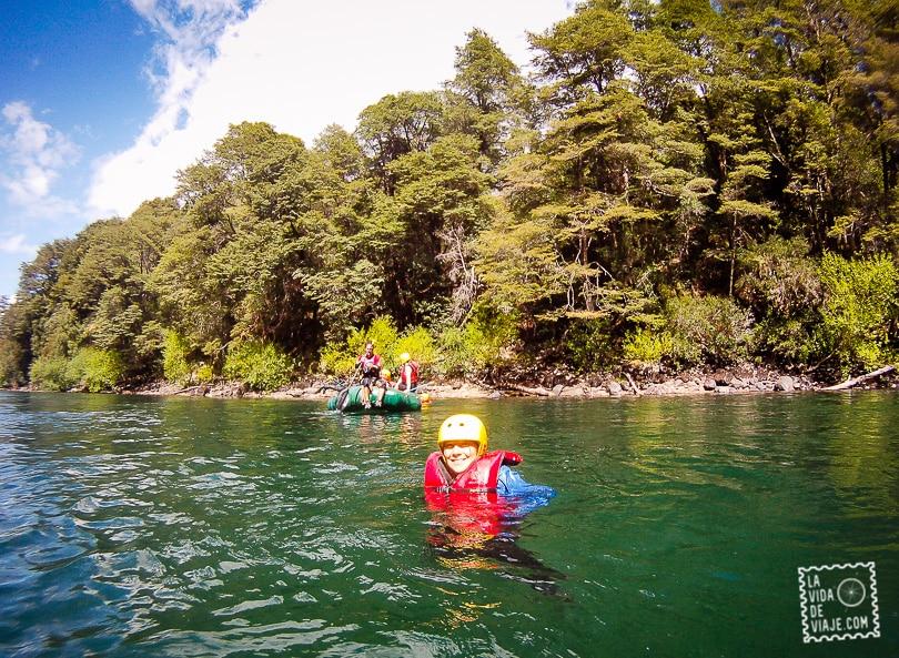 La Vida de Viaje-Rafting-5