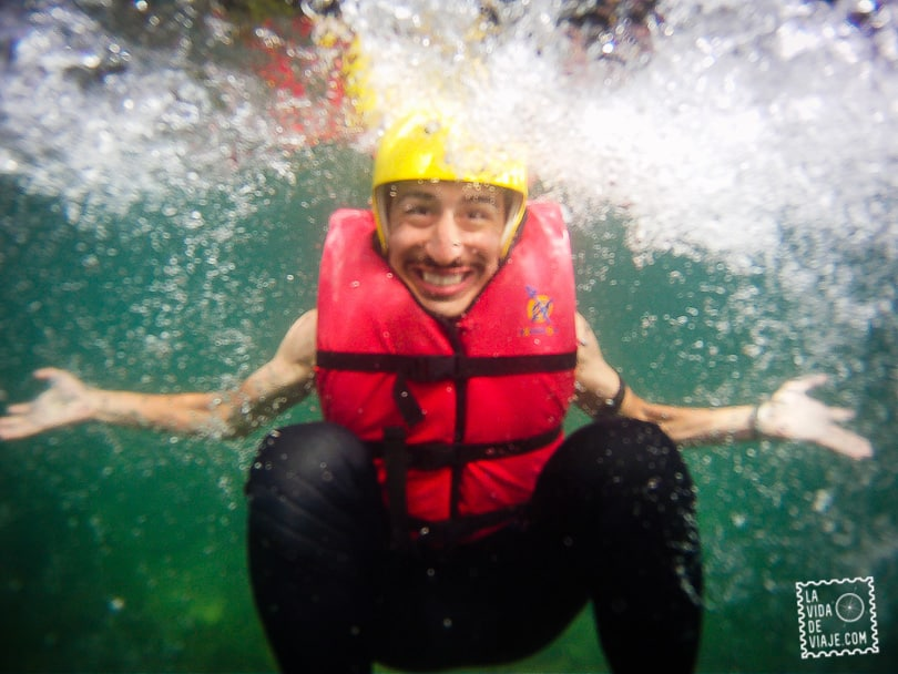 La Vida de Viaje-Rafting-6