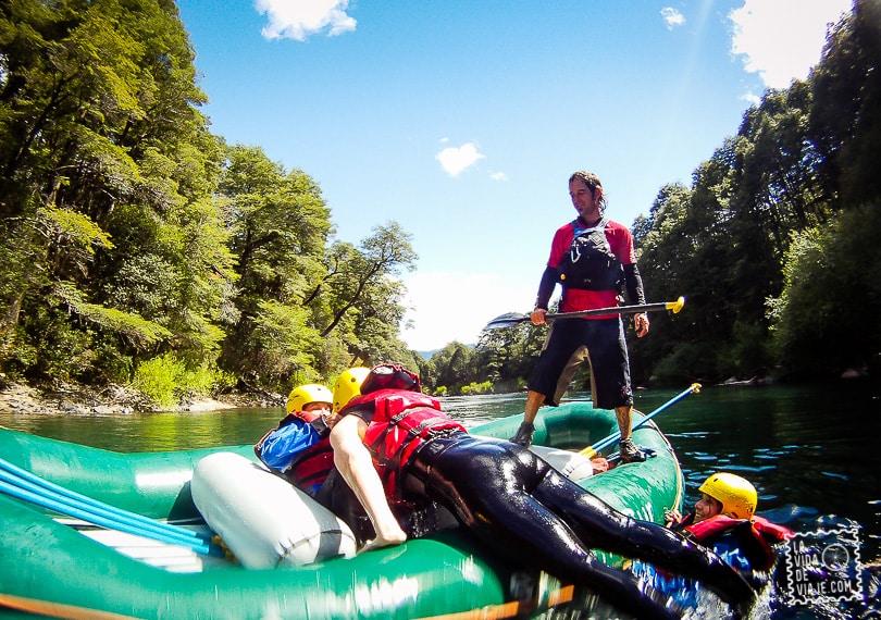 La Vida de Viaje-Rafting-7