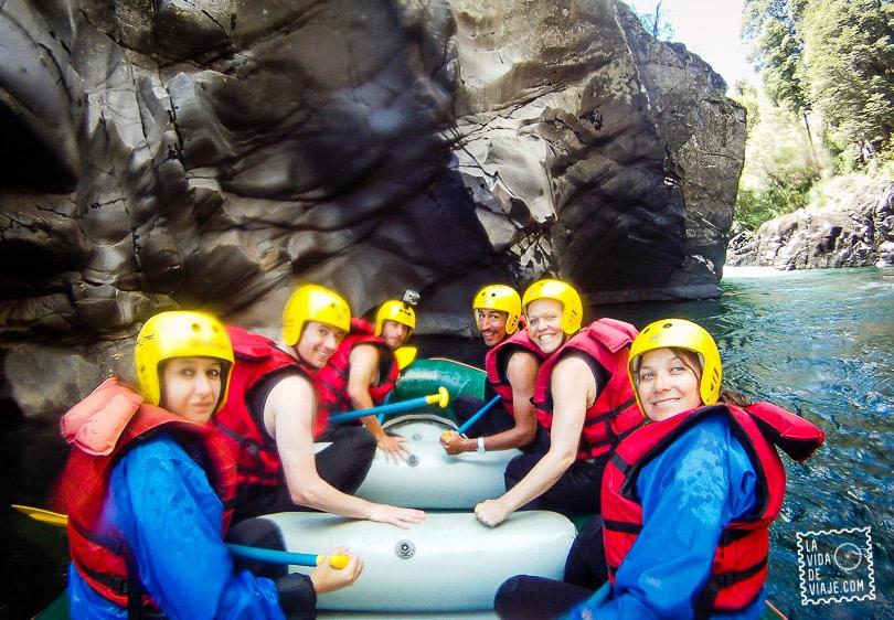 La Vida de Viaje-Rafting-8