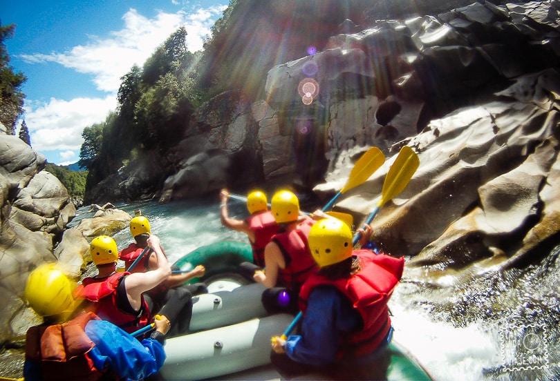 La Vida de Viaje-Rafting-9