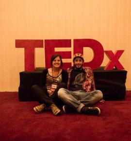 """""""De la teoría a la ruta"""" en TEDxSanRafael"""