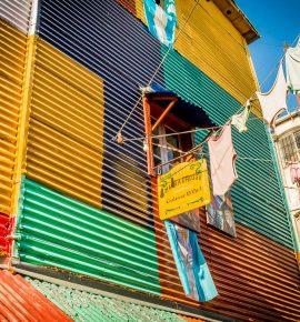 De La Boca a Puerto Madero, una ciudad para todos los gustos