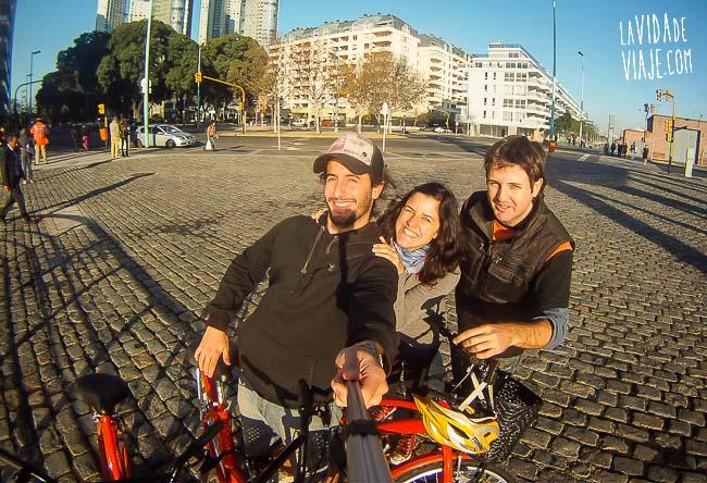 La Vida de Viaje-bicicleta naranja-16