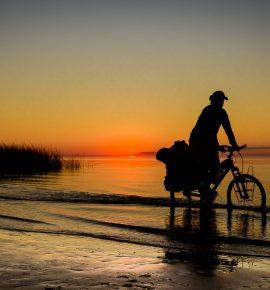 Guía para una escapada por la costa uruguaya en bicicleta