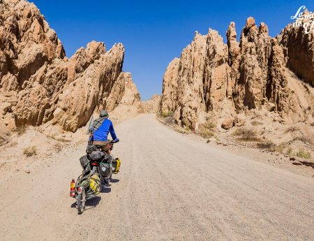 Guía para viajar desde Cafayate a Salta Capital en bicicleta