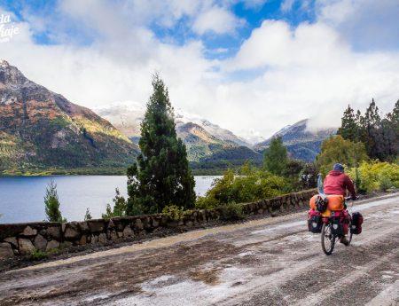 Guía para viajar desde Esquel hasta El Bolsón en bicicleta