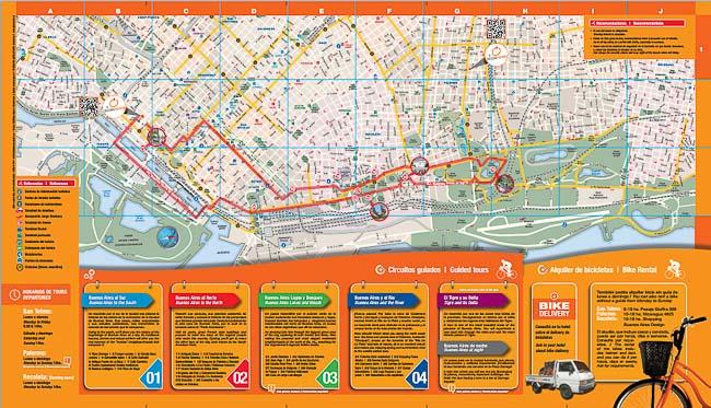 La Vida de Viaje-bicicleta naranja-32