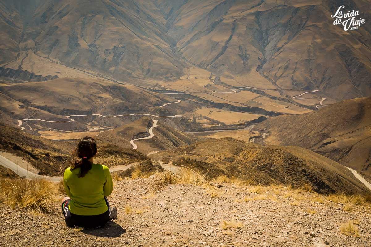La Vida de viaje - Cicloturismo Salta