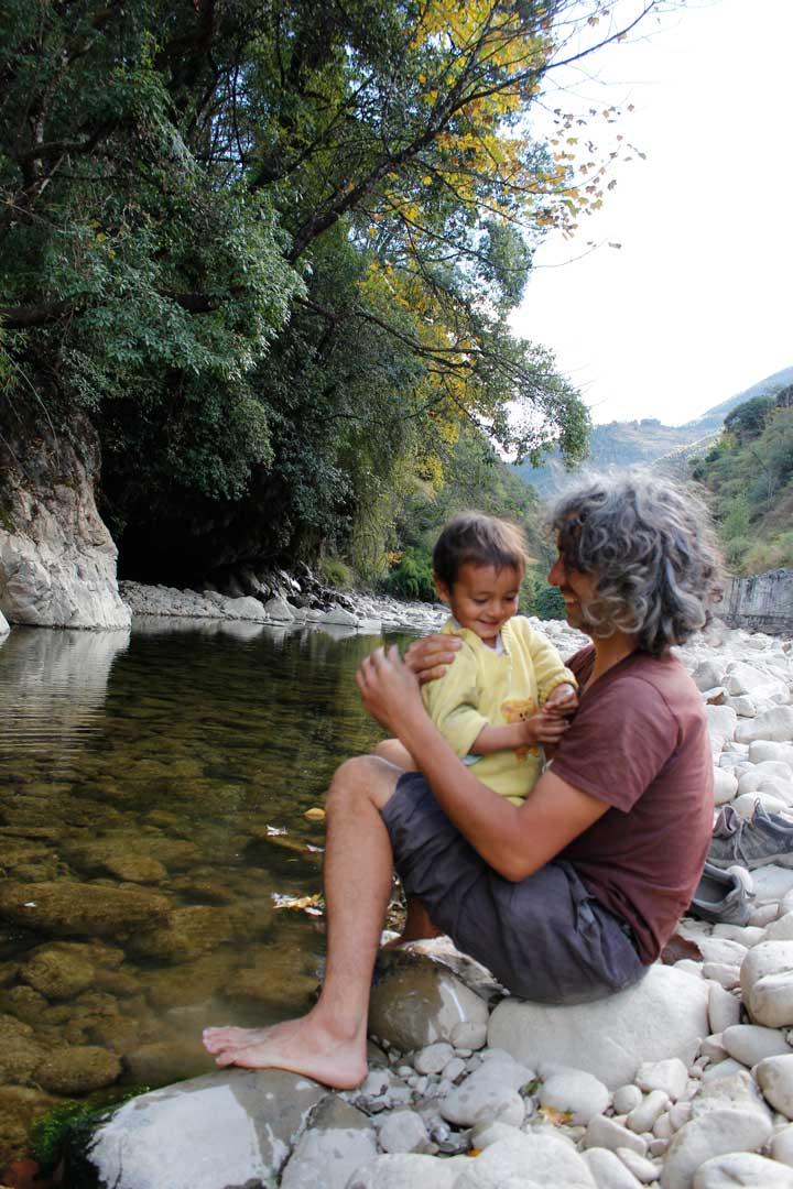 viajar en familia viajar en bicicleta-La Vida de Viaje-Lijiang-Shangrila