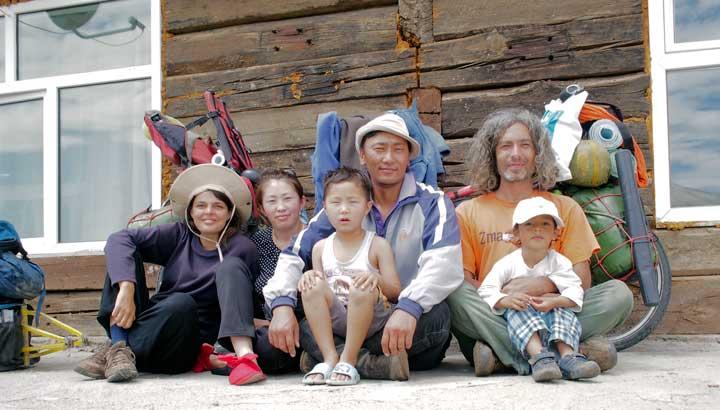 viajar en familia viajar en bicicleta-La Vida de Viaje-1