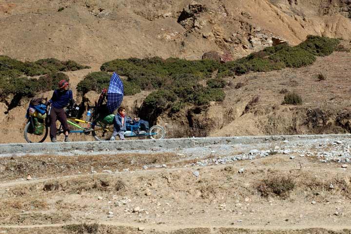 viajar en familia viajar en bicicleta-La Vida de Viaje-Yunnan3
