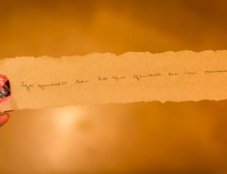 Hijo de papel (2): entre libros, música e inspiración