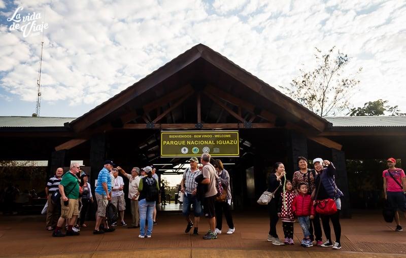 La Vida de Viaje-Cataratas de Iguazú