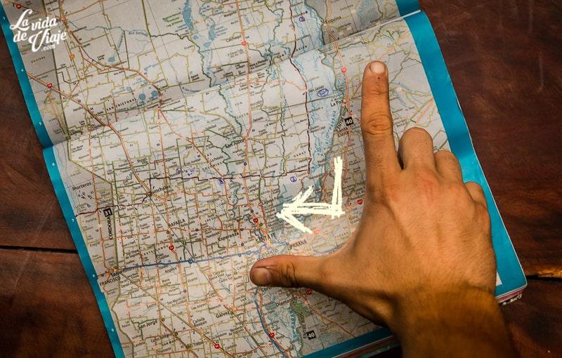 La Vida de Viaje--42 mas flecha 2