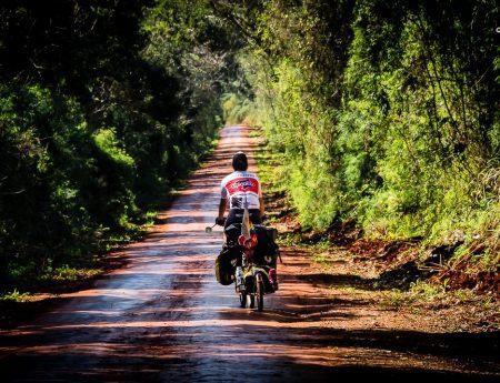 Guía para viajar por Misiones en bicicleta