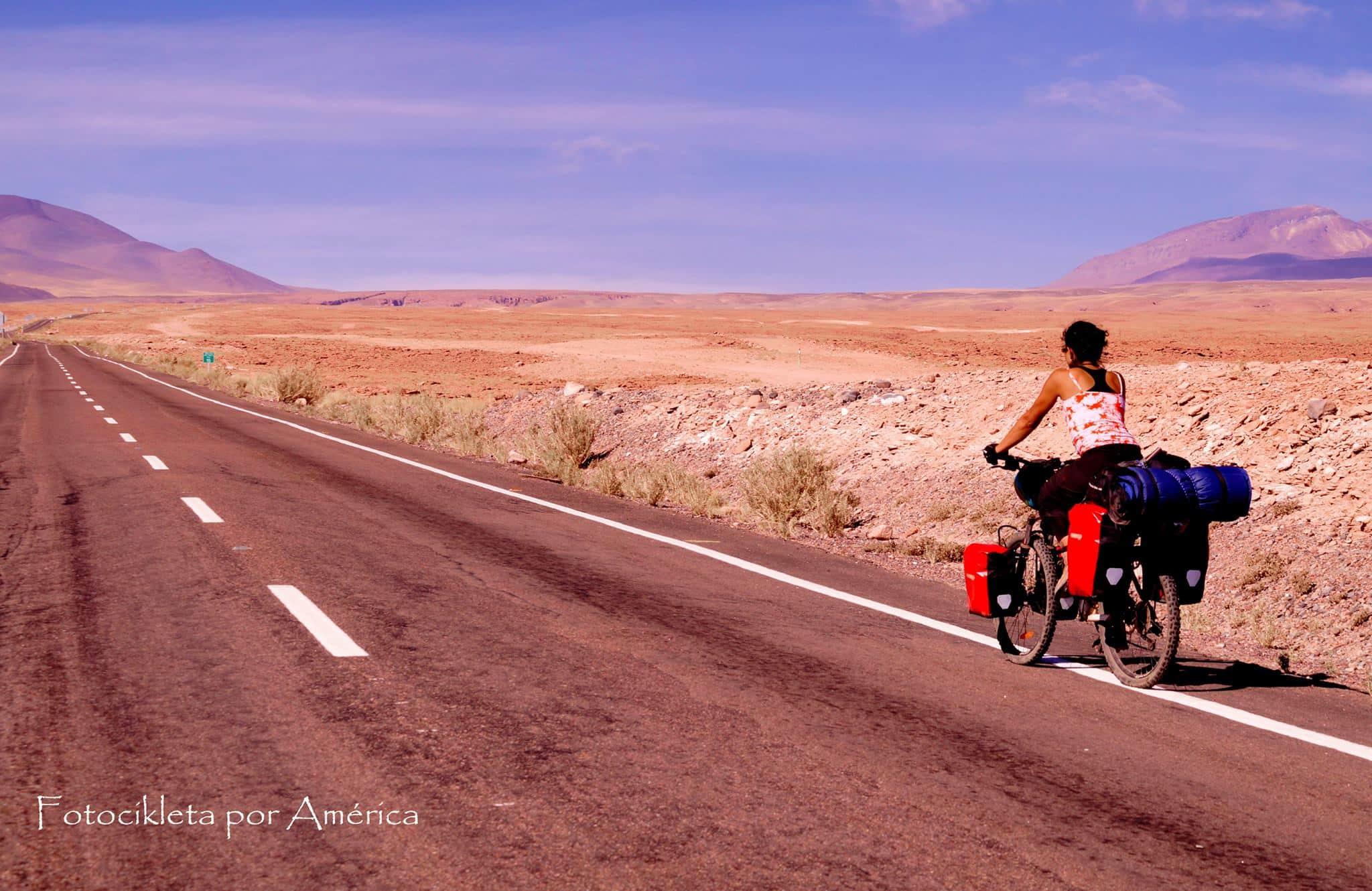 Beatriz Silva-Especial Cicloturismo Hidratación-La Vida de Viaje