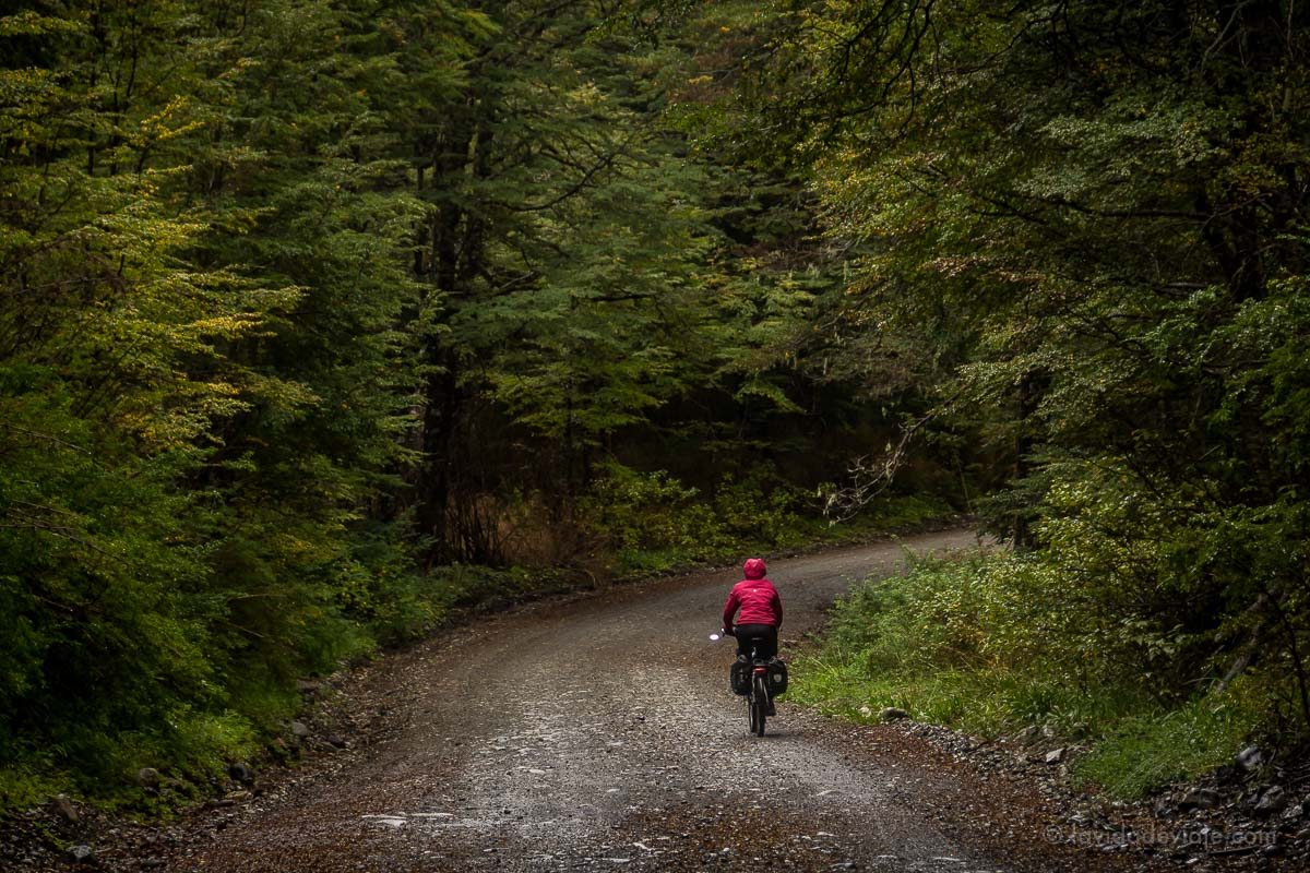 Carretera Austral en bicicleta