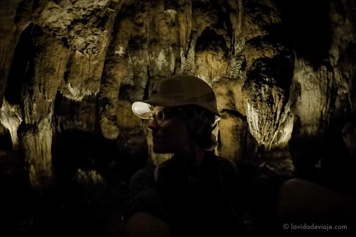 cuevas de Barać croacia