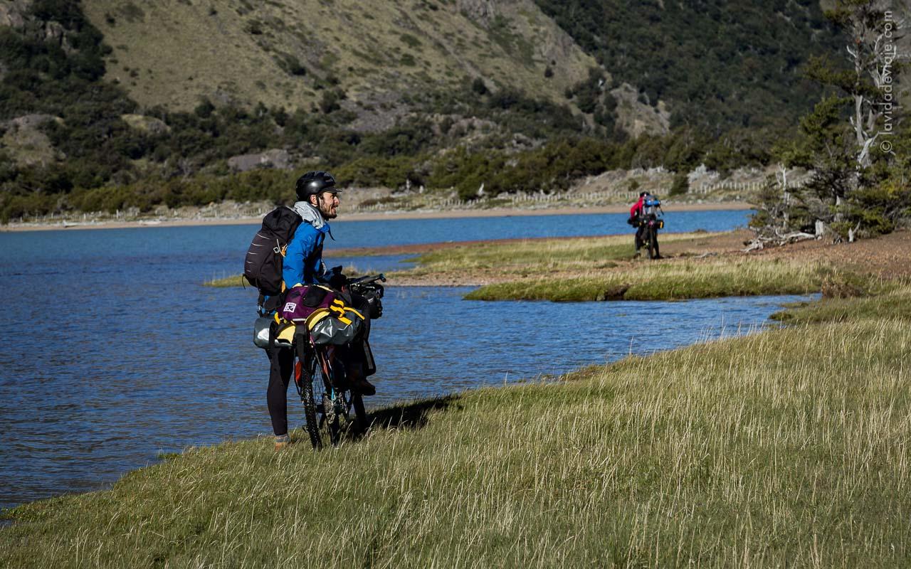 Río Santa Cruz (0): El camino del agua