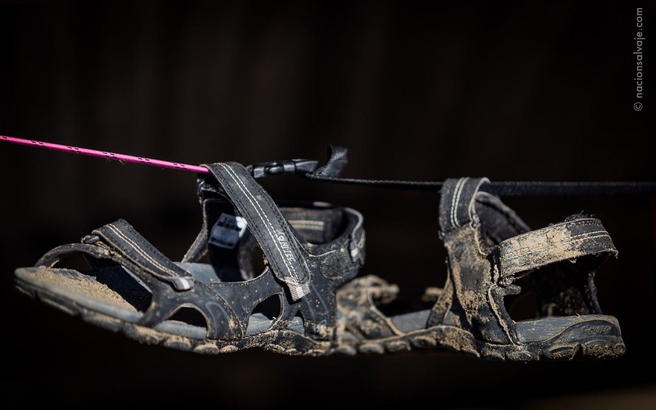 la vida de viaje - bikerafting - río santa cruz -